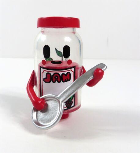 Tokidoki Moofia Breakfast Besties Berry Jamz Figure NEW