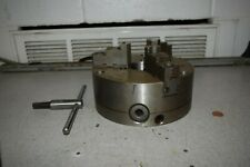 Bison 8 Lathe Chuck 3 Jaw Jaws 3565 8