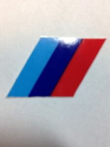 Bmw M3 Emblem Badge Sticker Rear E90 E92 E93 Z3 Roadster