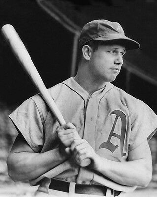 1920s Philadelphia Athletics JIMMIE FOXX Glossy 8x10 Photo Baseball Print Poster