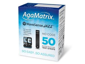 wavesense blood test strips