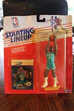 1989 DELL CURRY rookie Starting Lineup - Charlotte Hornets