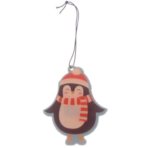 Zimt Gewürz Weihnachten Pinguin Lufterfrischer