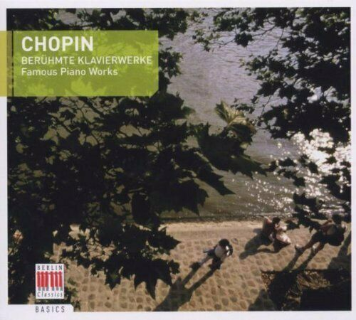 Chopin Berühmte Klavierwerke (Berlin Classics, 1983/90/2006, digi).. [CD]