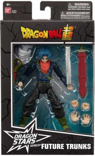 Future Trunks Bandai Figure Dragon Ball Super Dragon Stars Series