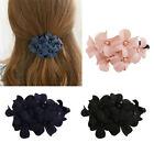 1pcs Fashion Women's Flower Rhinestone Hair Pins Hairpin Clip Barrette New