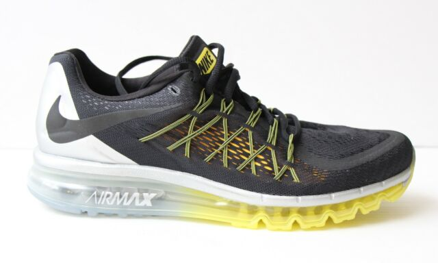 New Nike Air Max 2015 Men's Shoes US Size 10.5 Sneakers Running Athletic