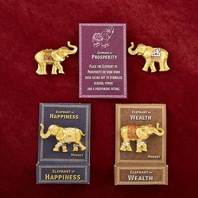 144 Indian Elephant Good Luck Gold Keychain Wedding Bridal Shower Party Favors