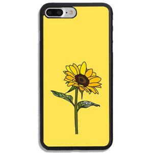 Aesthetic Sunflower Yellow Art Hard Cover Phone Case For Iphone And Samsung Ebay