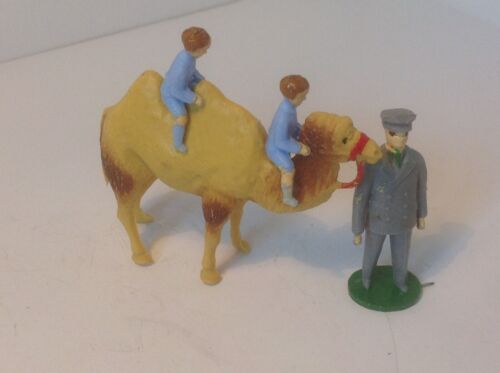 Taylor and Sons plastic camel ride.