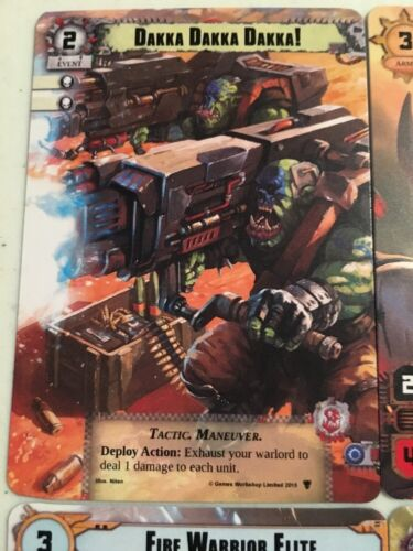 x9 Alternate Art Card Prizes From Warhammer Conquest OP Events