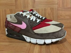f3942f918a ... Image is loading RARE-Nike-Air-Max-90-Current-Huarache AIR MAX 90 Bacon  DQM Dave's Quality Meats ...