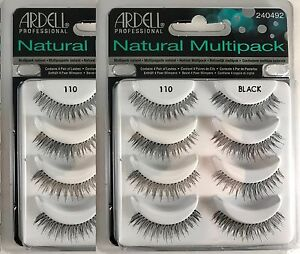 01c2cd78cdf 2 packs) 100% Authentic ARDELL Natural Multipack 110 Black 61407   eBay