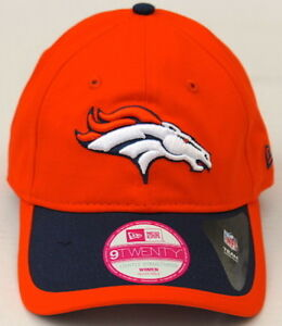 06dca8c010d NFL Denver Broncos Women s New Era 2-Tone Sideline Adjustable Hat ...