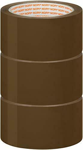 Verpackungsklebeband Nopi® 50 mm x 66 m PP Packband Paketband