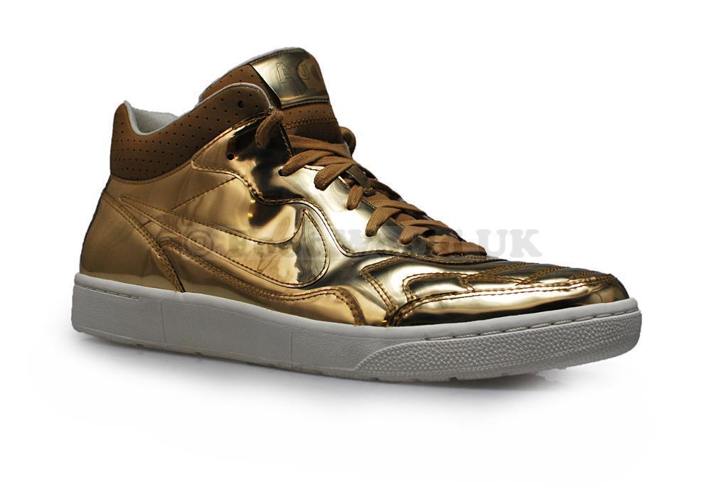 Uomo Nike NSW Tiempo 645330-770 '94 Mid  - 645330-770 Tiempo - Liquid Gold Trainers 310601