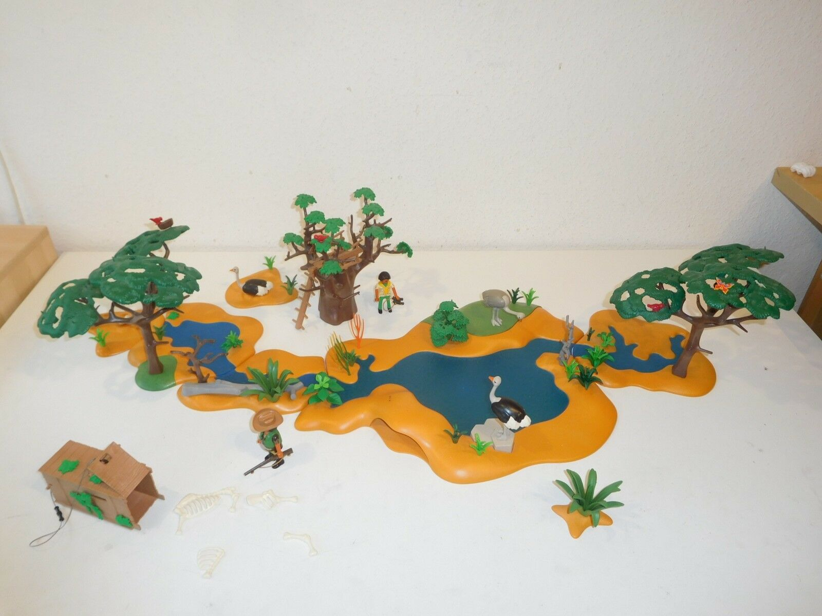 Playmobil big safari river  (2)