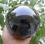 thumbnail 2 - 80MM Natural Black Obsidian Sphere Large Crystal Ball Healing Stone AA