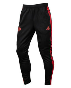 Details About Adidas Manchester United Training Pants Cw7614 Soccer Football Running Pants
