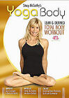 Stacy McCarthy - Yoga Body Lean And Defined, Total Body Workout (DVD, 2012)