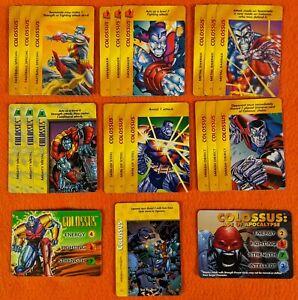 Marvel Very Rare OVERPOWER Shadowcat Age of Apocalypse Classic hero