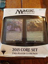 NEW MAGIC THE GATHERING 2015 CORE SET TWO-PLAYER CLASH PACK