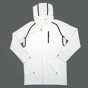 473b41ef4fec Puma x Stampd Hooded Jacket White Mens Size Small MSRP  275 ...