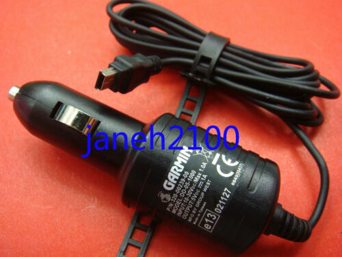 USB Car Charger Cord Power Cable for GARMIN nuvi 250 255w 265WT 270 Auto GPS Nav