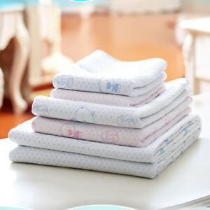 Baby-Kids-Waterproof-Bedding-Diapering-Changing-Mat-Washable-Breathable-CottonJD