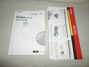 canon pixma mp530 user manual instruction guide all in one printer rh ebay com pixma mp530 service manual canon mp530 user manual pdf