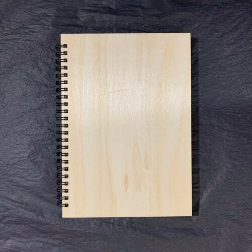 research.unir.net Gorgeous Plywood A5 Notebook Journal Stationery ...