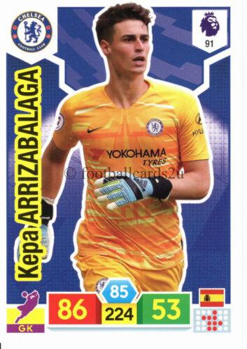 Panini Adrenalyn XL Liga Premier 2019//20 Tarjetas de emparejamiento Chelsea base poder