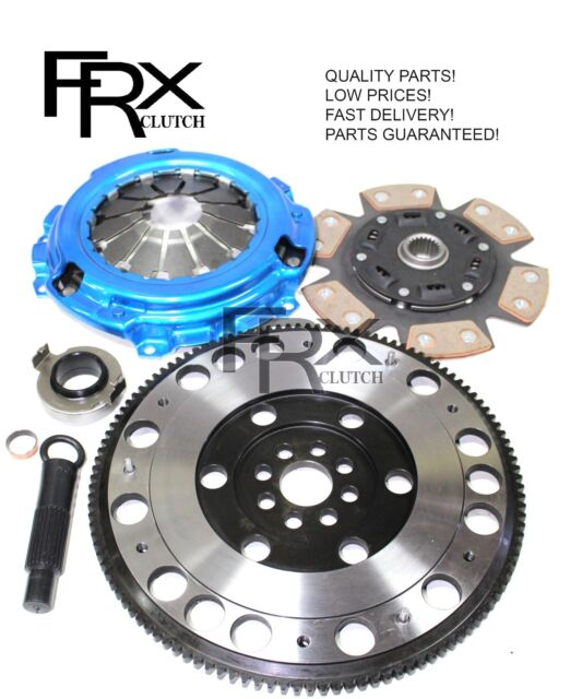 FRX STAGE 2 CLUTCH KIT AND RACE FLYWHEEL HONDA CIVIC SI 2