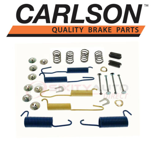 Carlson H7102 Drum Brake Hardware Kit Shoe Service Hardware rl