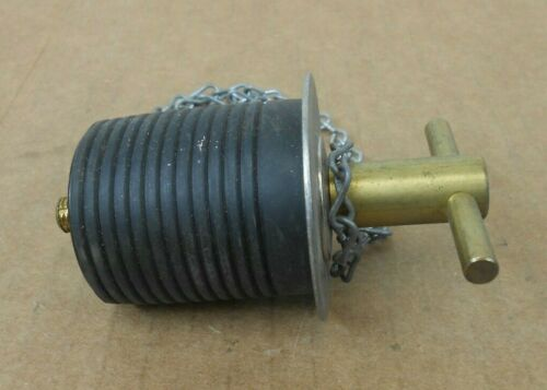 DRAIN HOSE 4 AVAILABLE 1 NEW TENNANT 56505 RUBBER EXPANSION PLUG