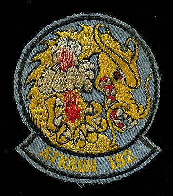 US Navy ATKRON 192 Patch S-15