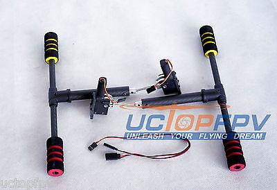 DJI F550 Retractable Landing Gear Hexacopter Lightbridge T-2D Zenmuse H3-3D