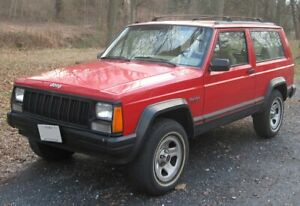 Jeep-Cherokee-XJ-1988-1995-Service-Manual-e-Book