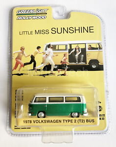 1978-Volkswagen-T2-Bus-034-Little-Miss-Sunshine-034-1-64-Chase-Car-Greenlight-44820C