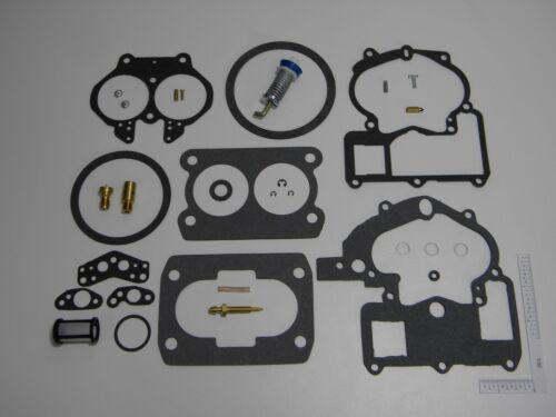 Mercruiser Carburetor Kit 3302-804844002 3.0L 4.3L 5.0L 5.7L Mercarb