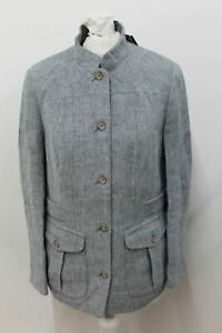 Jacket Dubarry 5390206902204 10 Malahide 3347 Eu34 Size Linen Bnwt Uk8 Blue Ladies d0wASqSxZ