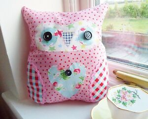 Owl-Cushion-Kit-Cath-Kidston-Patchwork-Sewing-Craft-Kit-Complete-Cushion-Fun