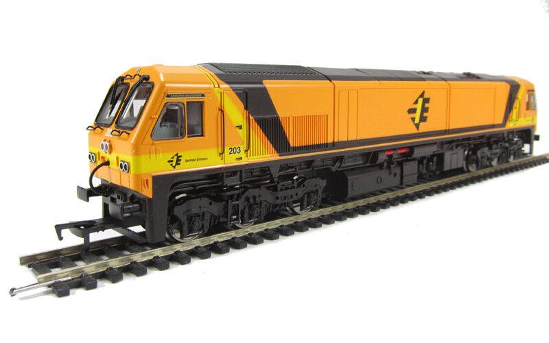 Murphy Models MM0203 Irish IE Diesel Loco Class 201 River Corrib naranja 203