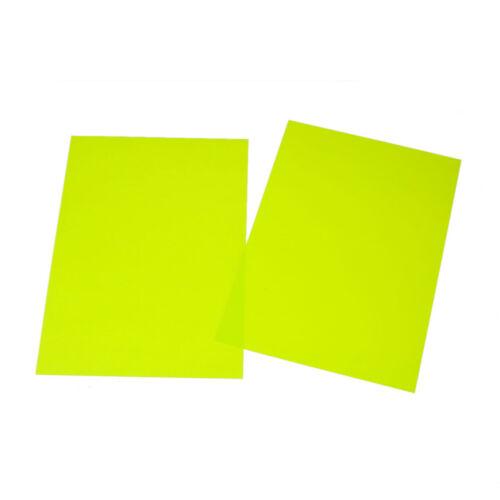 20x30cm A4 verschiedene Farben zur Auswahl 1 Bogen Schrumpffolie