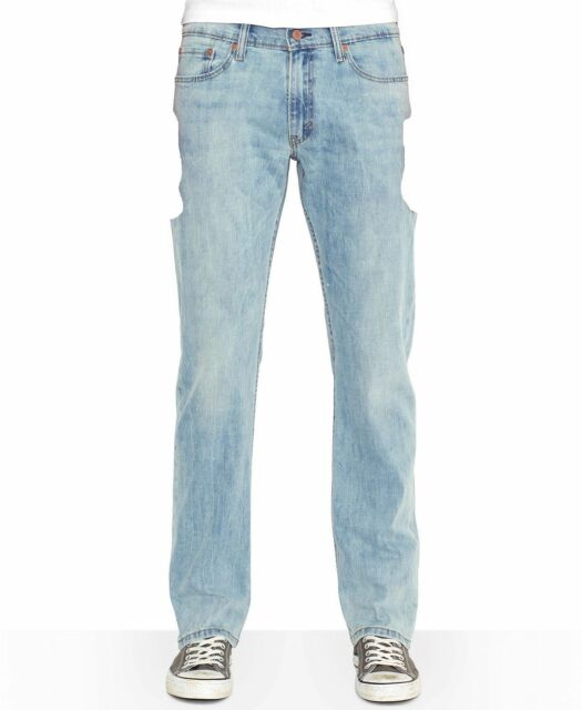 368cef86582 Levis 514 Mens Jeans Slim Fit Straight Leg Many Colors Sizes With Tags Blue  Stone 34 36