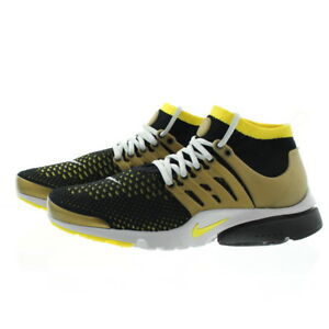 great deals classic discount sale Details about Nike 835570 Mens Air Presto Flyknit Ultra Mid Top Running  Active Shoes Sneakers