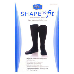 Bell Horn Dr Comfort Knee High Stockings 20-30 mmHg Compression Supports Unisex