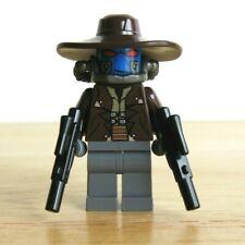 8128 Duros Bounty Hunter Star Wars 8098 Details about  /LEGO Cad Bane Minifigure