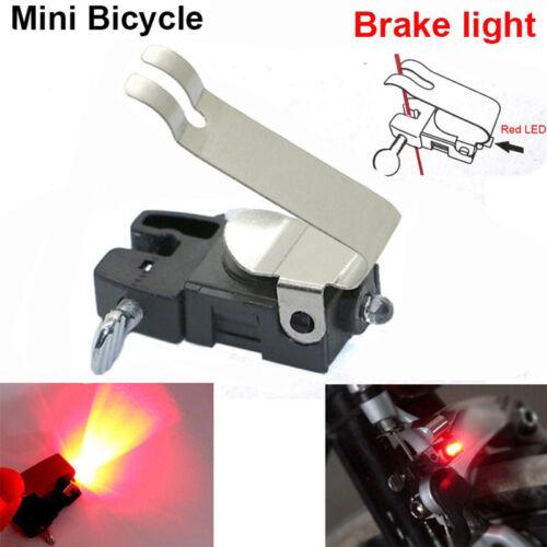 Bike Bicycle Red LED Tail Rear Light Cycling Brake Light Safety Warning Lamp Hot
