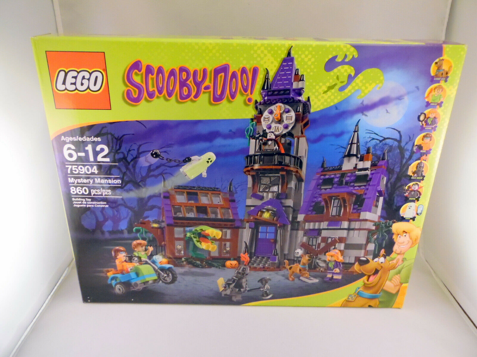 Lego  75904 Mystery uomosion - 2015 - nuovo - Sealed  vendita outlet online